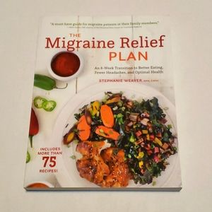 "Book ""the migraine relief plan"""